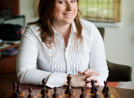Announcing a lesson guest taught by Judit Polgar on 6/30!