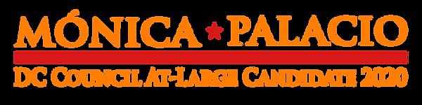 Mónica_Palacio_Logo_Horiz_Red_&_Orange