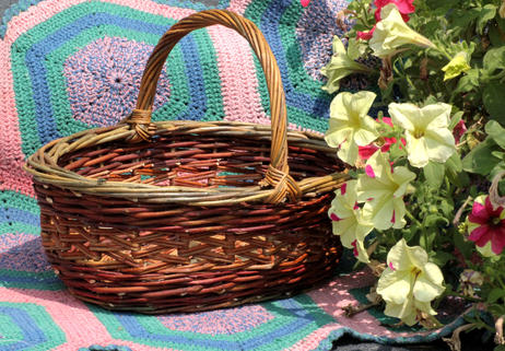 Breadseed Poppy Harvest Basket - SOLD OUT -