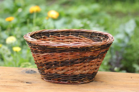 Sickle Hand Basket - SOLD OUT -