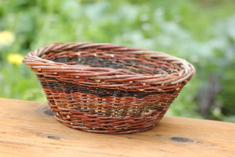 Blue Vervain Hand Basket - SOLD OUT -