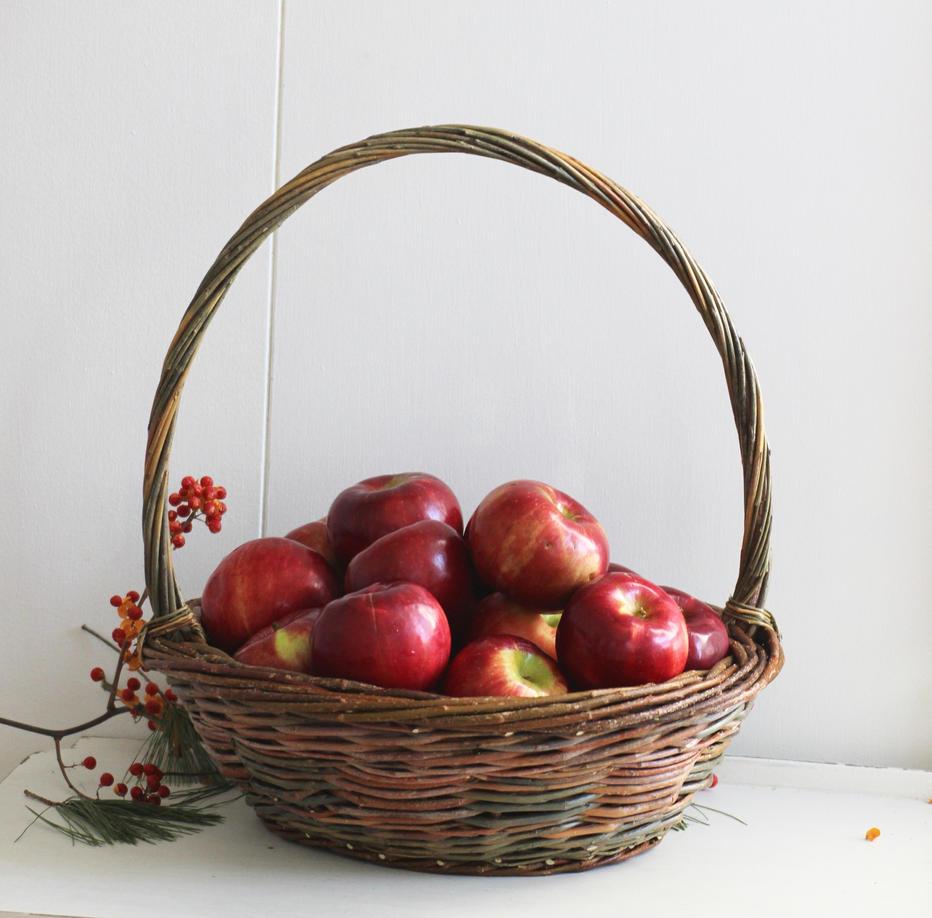 Chanterelle Basket