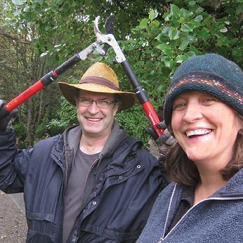 Arboreum volunteers