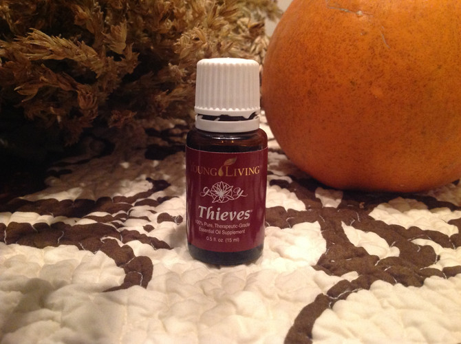 Oil of the Week: Theives