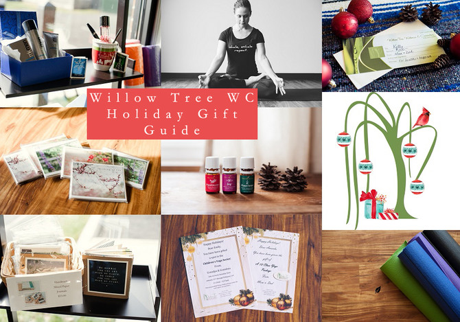 Willow Tree Gift Guide