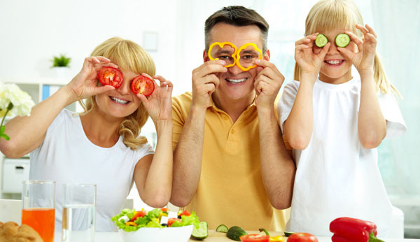 Food For Thought: Boost Mood With Food!