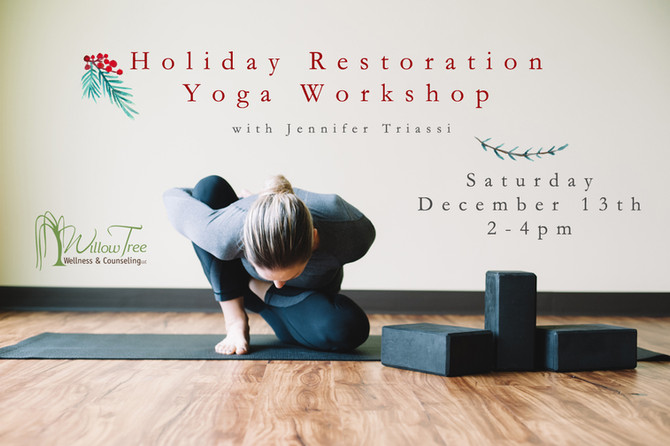 Holiday Restoration