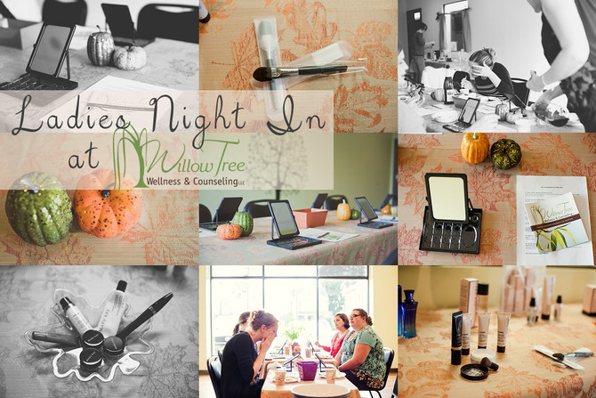 Ladies Night In at Willow Tree WC