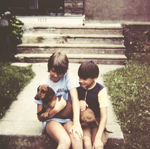 Me + S with Chip 1971?