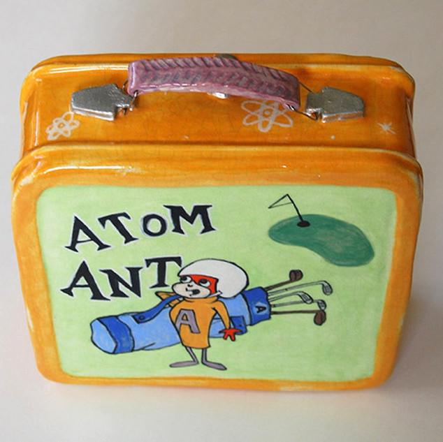 Atom Ant Lunchbox
