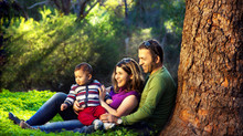 A family fun day in Serpentine National Park