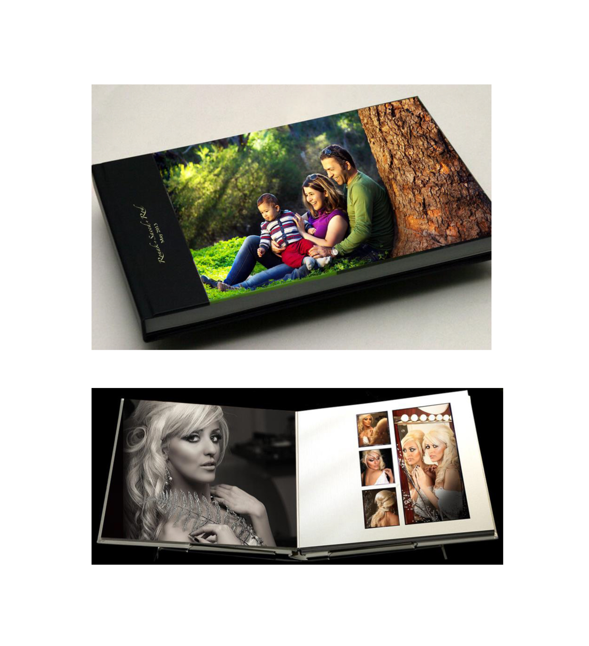 Magazine Style Albums