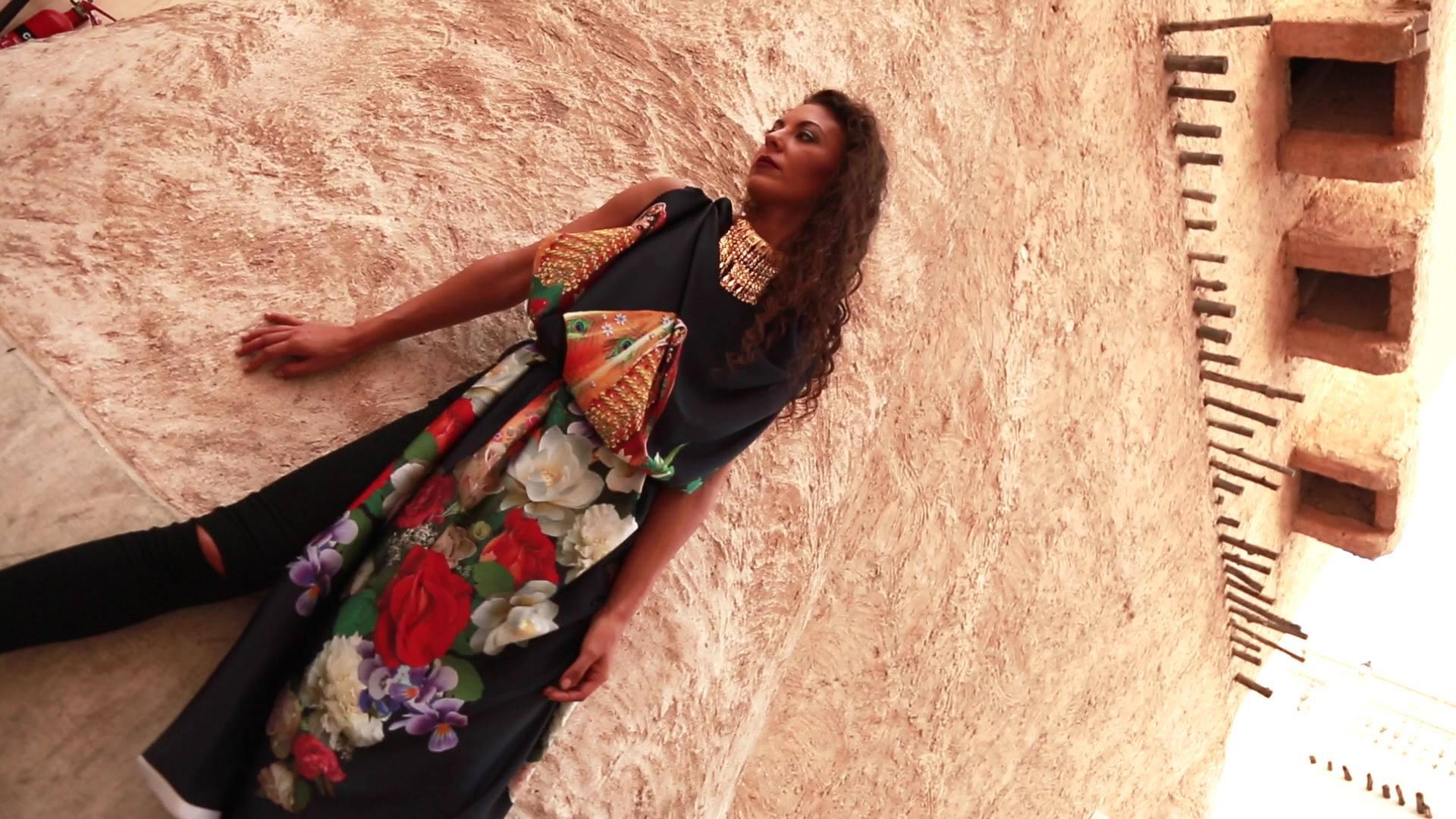 Sneak Peek of the photoshoot with lovely Mariana in Souq Waqif  Model: Mariana Arroyo Styling & Photography : Sahar Goudarzi