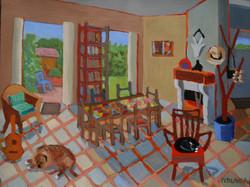 French Home, Mary Jo Tydlacka