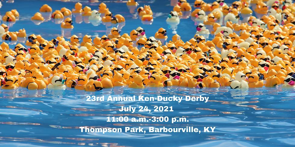 23rd Annual KCEOC Ken-Ducky Derby