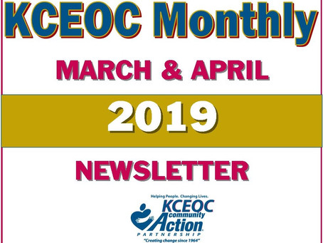 March & April Newsletter