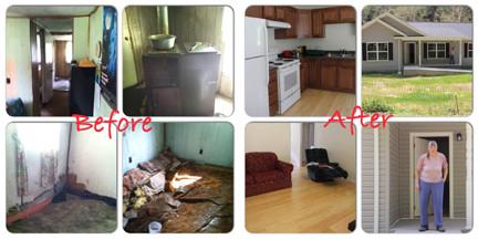 Ann Davis- Homeowner Rehab