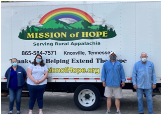 Mission of Hope Donation