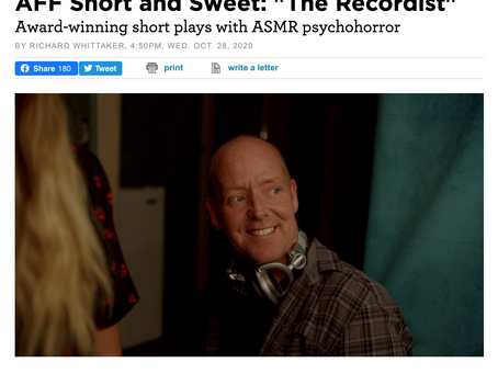 'The Austin Chronicle' Post-Win Chat With Indianna Bell and Josiah Allen on 'The Recordist'