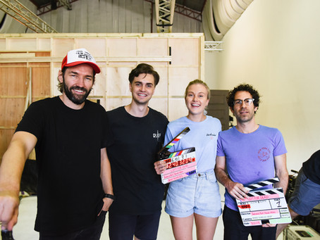 Tropfest Masterclass with Nash Edgerton and Spencer Susser