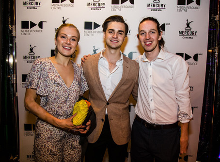 Stakeout Team at the 2019 South Australian Screen Awards