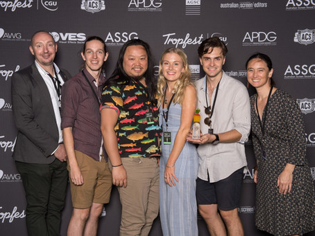 Stakeout Team at Tropfest 2019