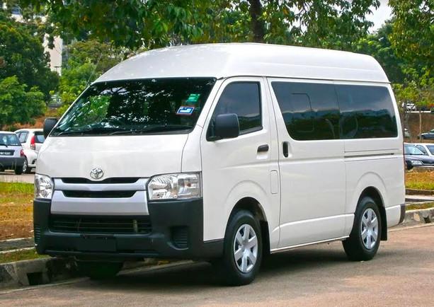 Your Tour Van