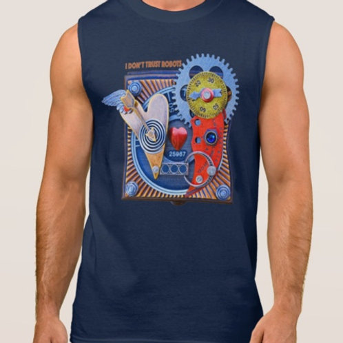Sleeveless '25967' T-Shirt