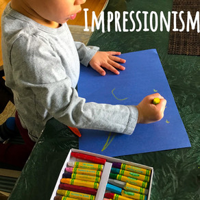 Art appreciation activities for toddlers