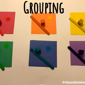 Grouping the colorful way