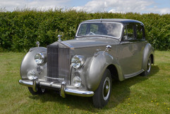 Rolls Royce Silver Dawn