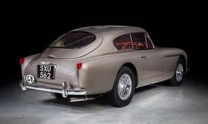 Aston Martin DB2 rear view