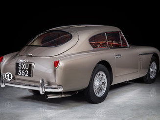 Aston Martin DB2 restoration
