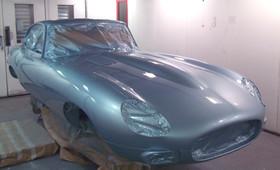 Series 2 Etype Restoration