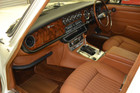 Jaguar interior re-trim