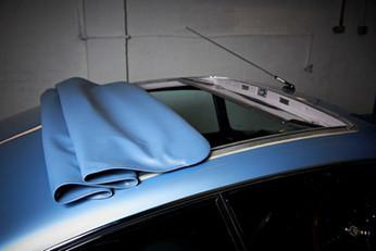 Jaguar E type webasto roof
