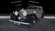 Derby Bentley restoration