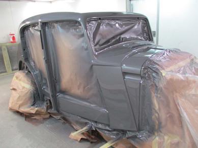 Derby Bentley paintwork