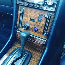 Mercedes 280sl air con switch