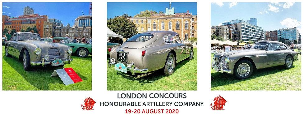 London Concours 2020