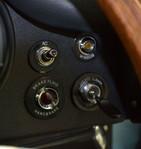 Jaguar E type aircon switch
