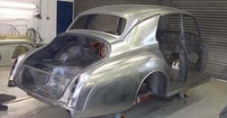 Rolls Royce S2 metalwork