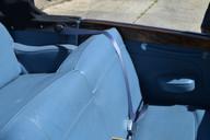 Lagonda inertia seatbelts