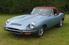 Jaguar E type series 2