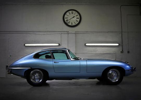 Jaguar Series 2 E type