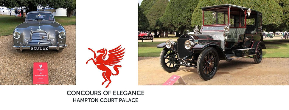 Concours of Elegance 2019