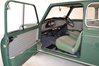 Mini Cooper restoration interior