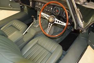 Jaguar Series 1 interior re-trim