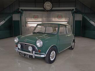 Mini Cooper restoration