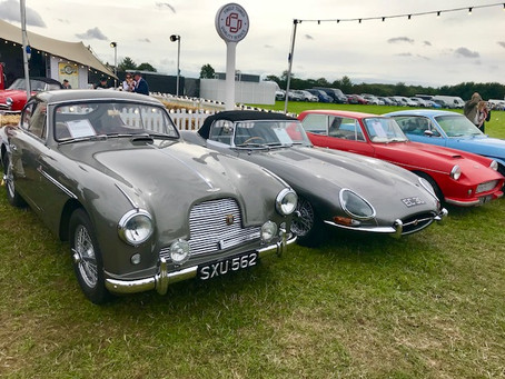 DB2 wins best in show at Goodwood